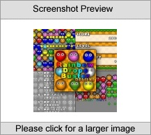 Rainbow Drops Buster Deluxe Software